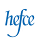 Logo for HEFCE
